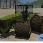 John Deere 8530 Traktör İndir