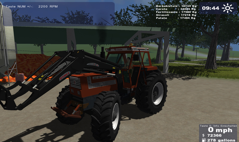 Photo of Fiatagri 180-90 FL