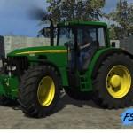 John Deere 6320 Traktör 2011