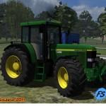John Deere 7810 Traktör İndir 2011