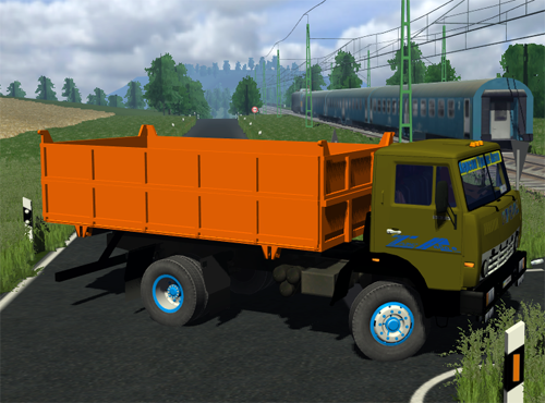 Photo of Kamaz 5325 Kamyon