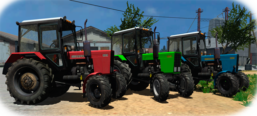 Photo of MTZ 82.1 Pack v1.1(Sorunsuz)