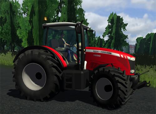 Photo of Massey Ferguson 8690 Traktörünü indir
