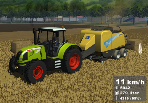 Photo of New Holland BB9080R (Strawmod ready)