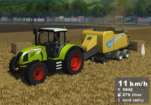 New Holland BB9080R (Strawmod ready)