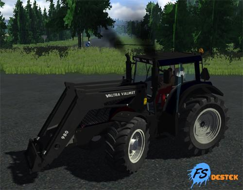 Valtra T202 Traktör İndir