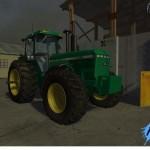 John Deere 4850 Traktör 2011
