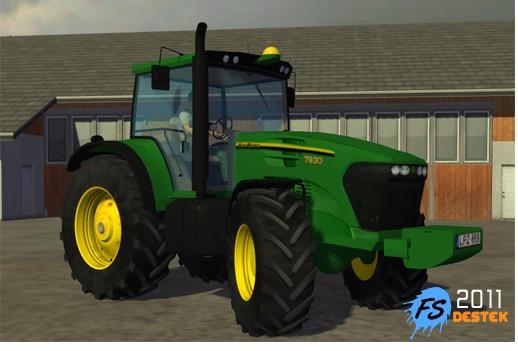 Photo of John Deere 7930 Traktör Farming Simulator 2011