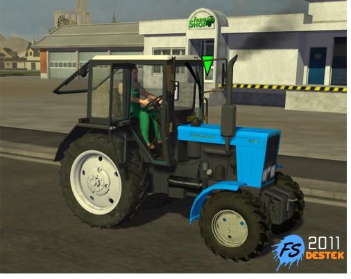 Photo of MTZ 82.1 Traktör