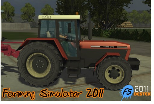Photo of ZTS 16245 Traktör Download