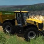 JCB FastTrac 8250 Traktör  indir
