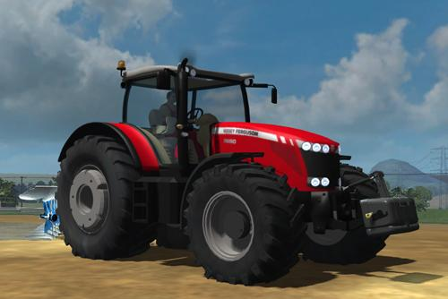 Photo of Massey Ferguson 8690 UK