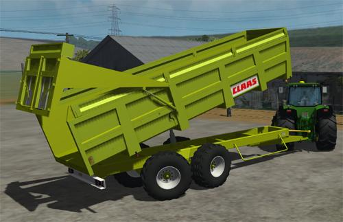 Photo of CLAAS 18t