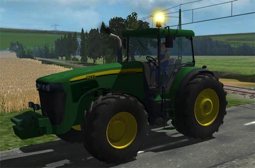 Photo of John Deere 8220 Traktör İndir