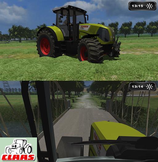 Photo of CLAAS Arion 850 Çok Güçlü Bir Traktor
