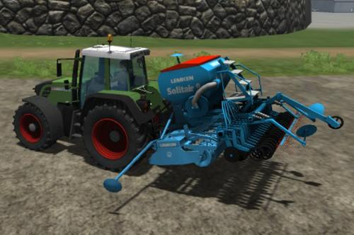 Photo of Lemken Solitair9 Seed Drill
