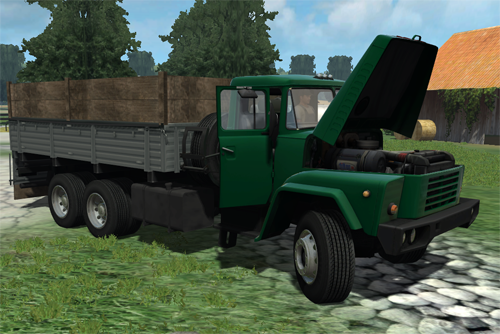 Photo of KrAZ 260 v2