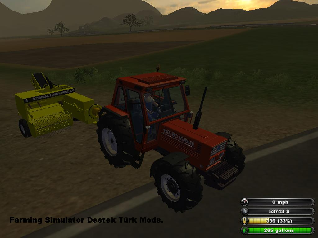 Farming Simulator Türk Mod