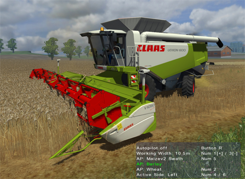 Photo of CLAAS Lexion 600 Paketi