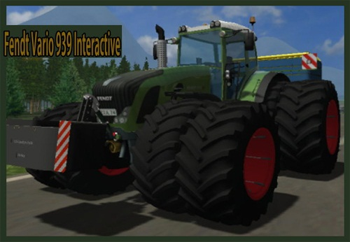 Photo of FENDT 939 Vario Interactive v3