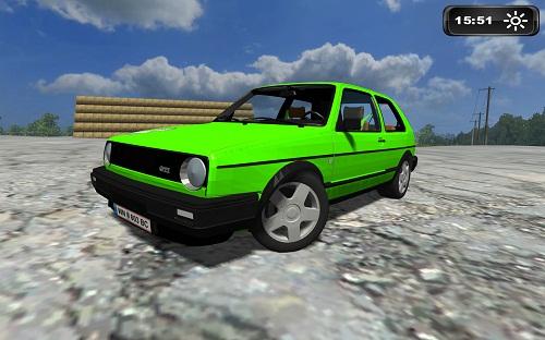 Photo of VW Golf II GTI