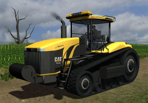 Photo of CAT Challenger MT875 Traktör