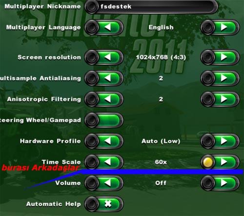 Photo of Farming Simulator 2011 Ürün Yetiştirme Süresini Kısaltma