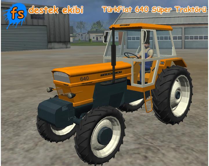 Photo of TurkFiat 640 Super Fsdestek Skini..