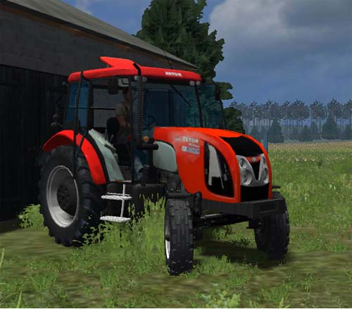 Photo of Zetor Proxima 6421 Traktör İndir