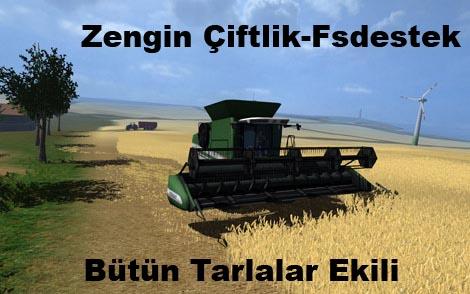 Photo of Zengin Çiftliği ( Fsdestek Kayıtlı Oyun )