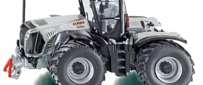 Photo of Claas Xerion 5000 v 1.2 Gümüş