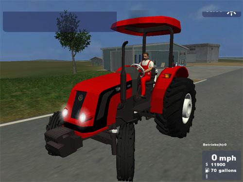 Tümosan 8580 NT Farming Simulator 2009 Modu