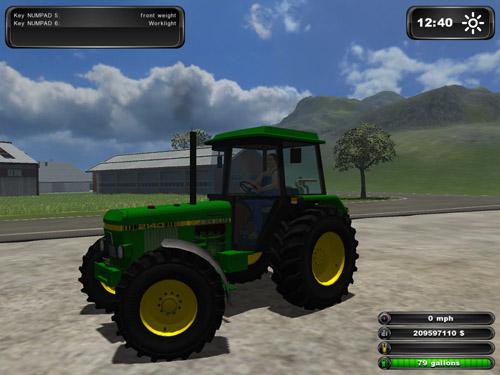 Photo of John Deere 2140 Traktörü