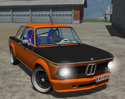 Photo of Çakal Kasa BMW Keyfi Farming Simulator 2011