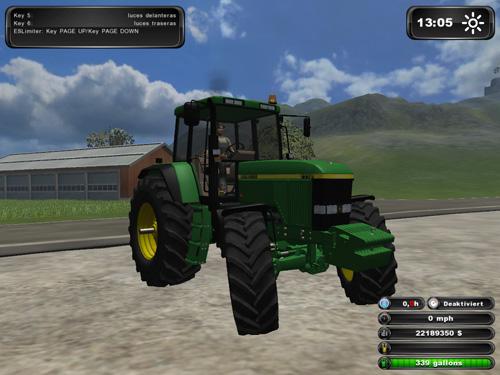 Photo of John Deere 7710 Güçlü Traktör