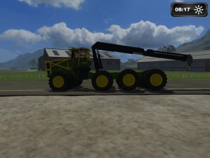 JD Forwarder 584 HD