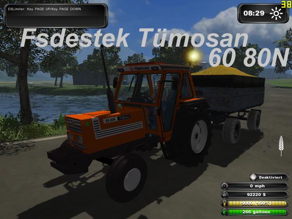 Photo of Tümosan 60 80N V1