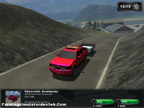 Photo of Chevrolet Avalanche