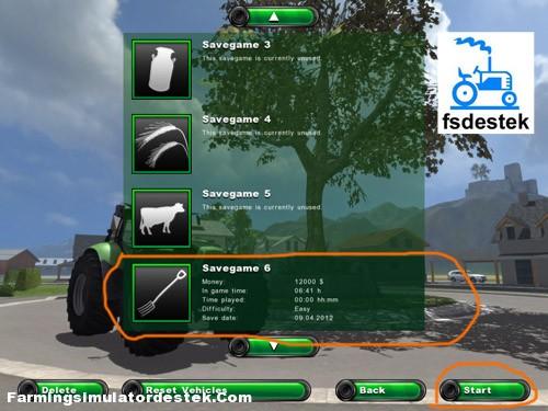 Photo of Farming Simulator 2011 Oyunu Kaydetme(Resimli Anlatım)