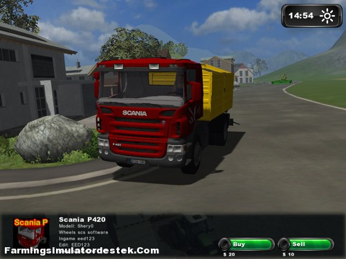 Photo of Scania P420