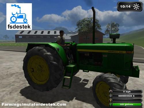 Photo of Traktör vb. İçeriği Oyuna Yükleme(Resimli Anlatım)