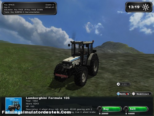 Photo of Lambo Traktör Paketi