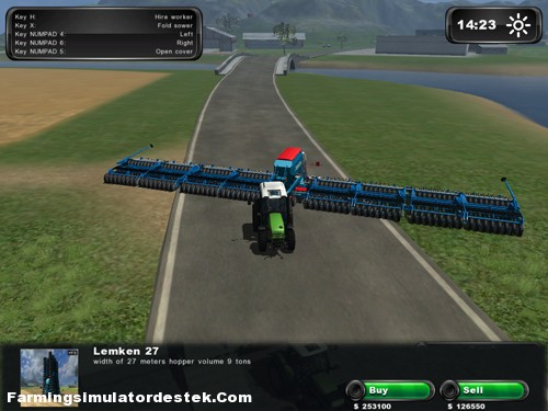 Photo of Lemken 27