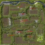 Farming Simulator 2013 Haritasında ki Belirli Noktalar
