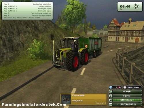 Photo of Claas Xerion 3800VC