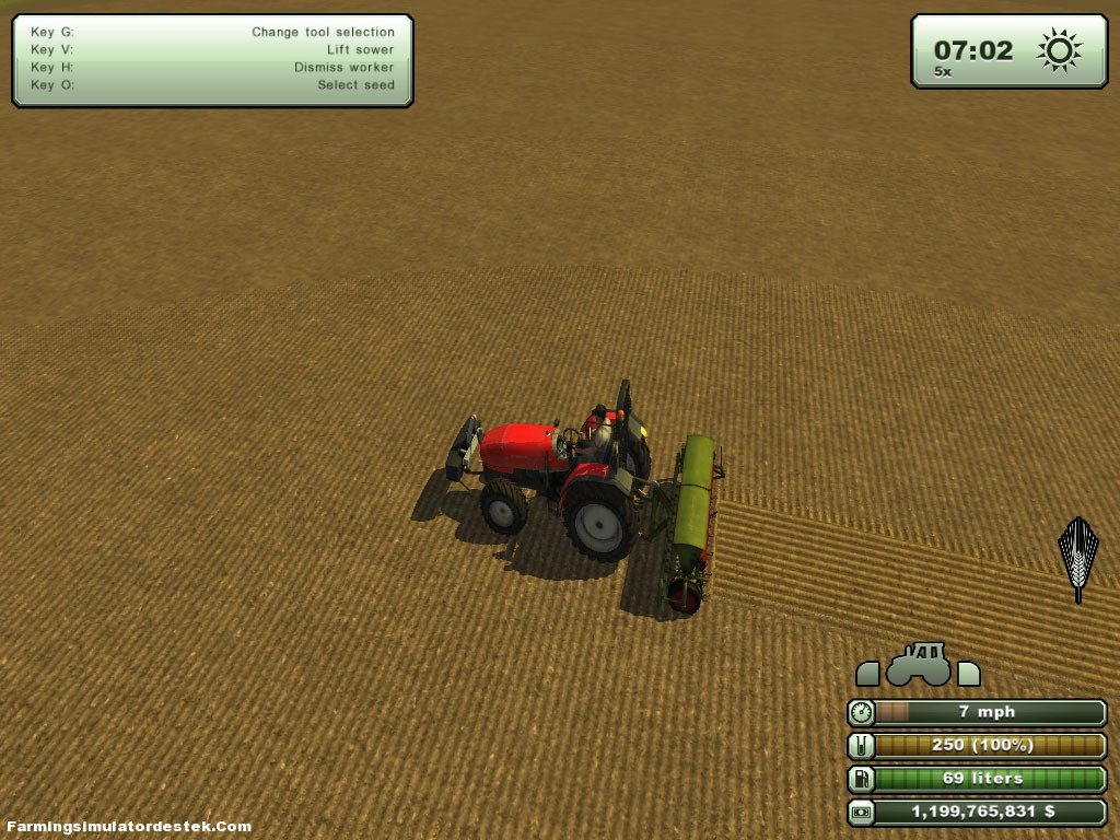 Farming Simulator 2013 Tam Çözüm height=374