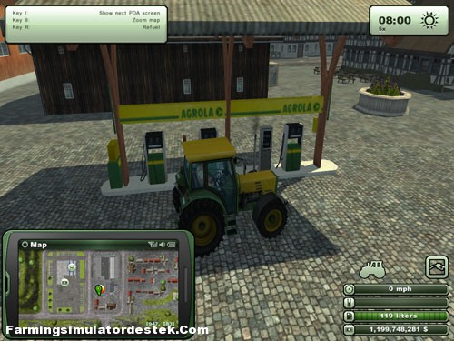 Farming Simulator 2013 Tam Çözüm height=375