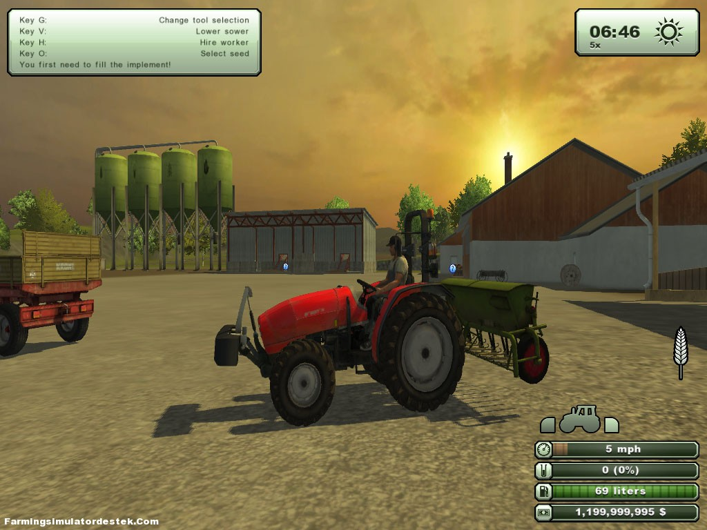 Farming Simulator 2013 Tam Çözüm height=379