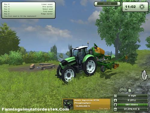 Photo of Deutz Agrotron X720 Versiyon 1.0