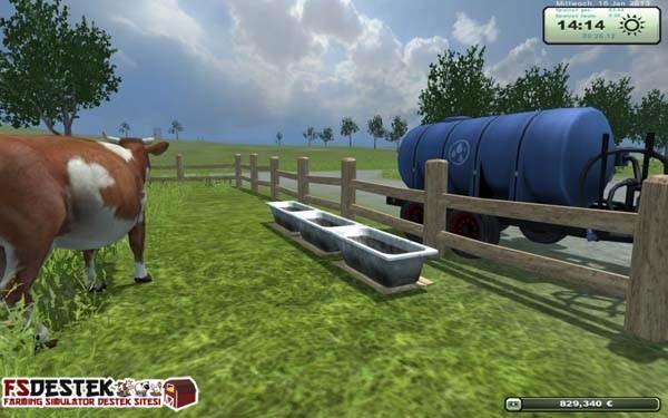 Photo of Farming Simulator 2013 İnek Yetiştiriciliği [Video]